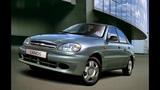 Chevrolet  Daewoo Lanos eva коврики в салон evabel.ru