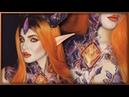 Female Deathwing Cosplay/Bodypaint *IMPROVED* - World of Warcraft - Djarii