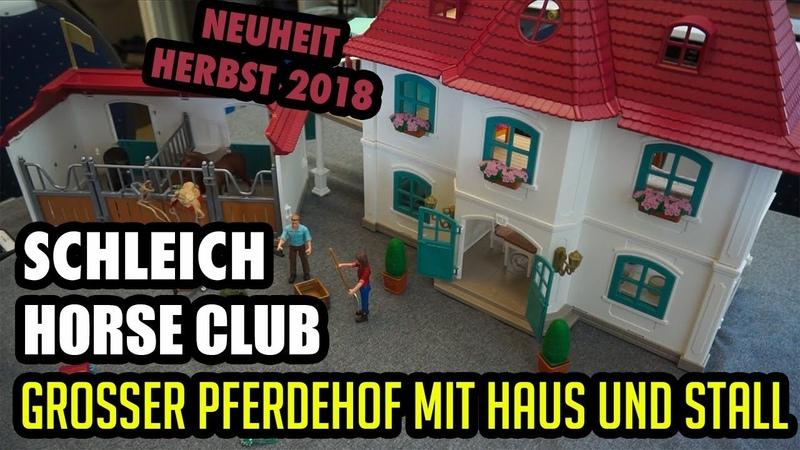 Schleich Horse Club mit den neuen Figuren ! (42416)