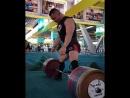 💥Ербол Науанов тянет 320 кг на 2