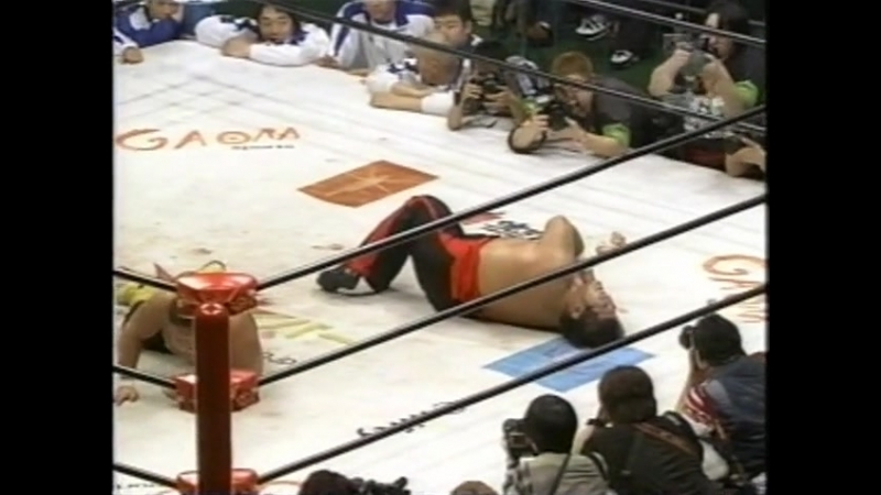 [My1] (2004.02.22) - Toshiaki Kawada (c) vs. Shinya Hashimoto