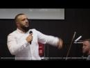 ПроповедьШаги каждого дня пастор Пётр Юдин,церковь Христианская миссияг.Щелково