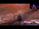 Sekiro: Shadow Dies Twice - Corrupted Monk footage (from PS Live Show@TGS2018)