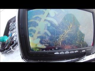 ЛАДОГА.ЧЁРНОЕ.чупсим или поиск рыбы подводной камерой !