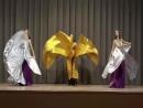 Восточные танцы танец живота в дуэте, трио на Ваш праздник.