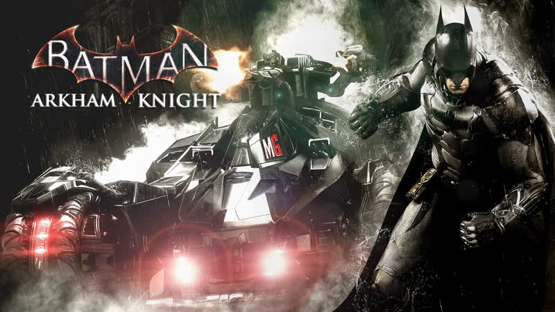 ► Batman: Arkham Knight 4 → Кампания, Тёмный Рыцарь [i5/16GB/GTX1060GTX660]