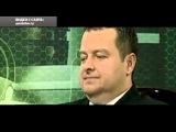 Сербский премьер клюнул на телеведущую без нижнего белья