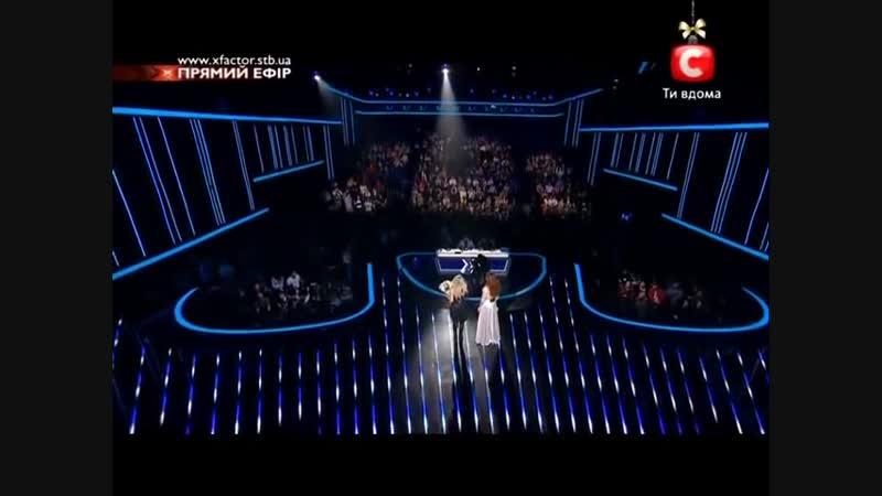 Победа АИДЫ НИКОЛАЙЧУК на Шоу X-ФАКТОР-3 (05012013)_HIGH