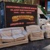 Перетяжка, обивка мягкой мебели в Москве