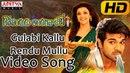 Gulabi Kallu Rendu Mullu Full Video Song Govindudu Andarivadele Video Songs Ram Charan Kajal