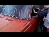 Тонирование по ГОСТУ стекол автомобиля своими руками / Shaded by GOST car windows with his hands