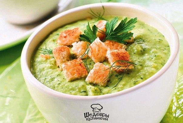 суп-крем из цветной капусты калорийность