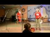 Новогодний концерт для родителей ! 28.12. 2017 год . Катя  Ляшенко  - Новый  год