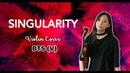 《Singularity》- BTS (방탄소년단) FULL Violin Cover (w/Violin and Viola Sheet Music)