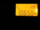 106.5 Radio City(Lappeenranta)~98km