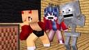 Урок ДЬЯВОЛИЦЫ 😍 Школа Монстров в Майнкрафт - Девушка нуб против дети Троллинг для детей Minecraft