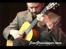 Guitar/classical Jim Greeninger, Intro Romance - BransonGuitar