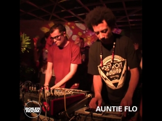 Boiler Room London - Auntie Flo