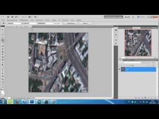 Конвертирование спутниковых карт в Trainz