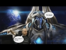 Падение с лестницы в слоумо: Святослав Бочаров и Рустам Касумов играют в StarCraft 2