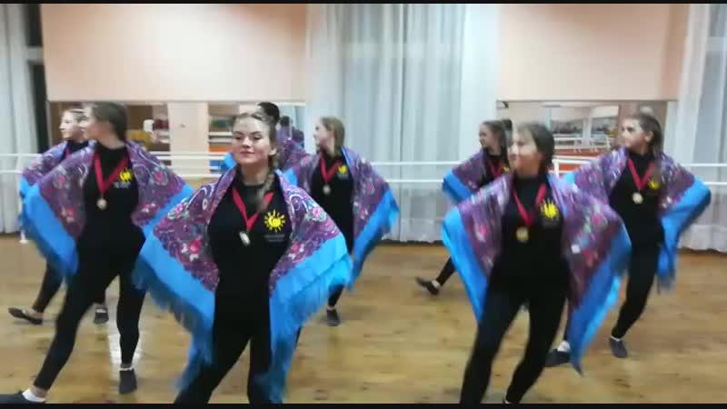 Бугульминское Солнышко согрело москвичей mp4
