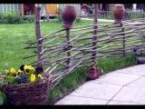Как украсить дачу в деревенском стиле кантри