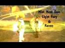 [Dragon Nest Sea] - Mist Nest Duo (Light Fury & Raven)