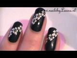 Spring nail art / lente nail art met essence