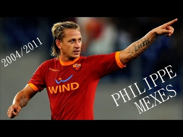 Philippe Mexes A S Roma