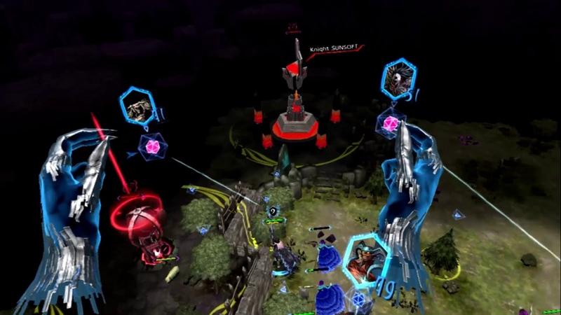 Dark Eclipse - Game 1 Gameplay