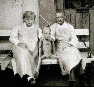 Меркель озвучила условия для отмены санкций против РФ - Цензор.НЕТ 4296