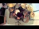 Kortney Grinwis - Stray From The Path - Bring It Back To The Streets (Drum Cover)