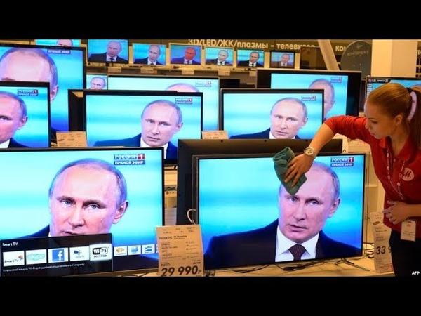 Исповедь оператора ВГТРК Леонида Кривенкова. Советую телевизор не смотреть!