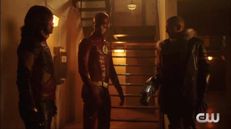 The Flash _ Inside_ Fury Rogue _ The CW