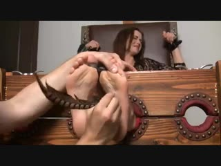 Amazing Tickle Torture