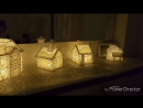 рождественская деревня дизaйн от OESD
