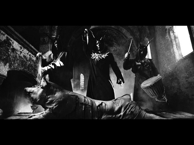BEHEMOTH Blow Your Trumpets Gabriel Official Video Uncensored