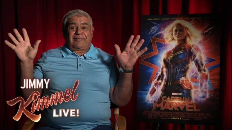 Yehya Reviews Captain Marvel