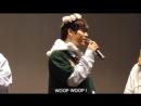 180812 용산 팬싸 - - I am NOT - I am WHO - I am GROOT - - StrayKids 스트레이키즈 - IamWHO MyPace kimwoojin woojin 우진 김우진 스키즈 - @Stray_Kids