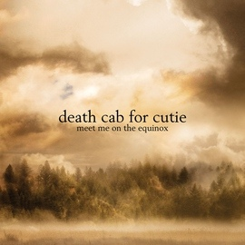 Death Cab For Cutie альбом Meet Me On The Equinox