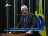 Requião faz melhor defesa econômica e entra para história da democracia