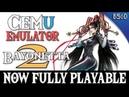 Cemu 1.9.1 | Bayonetta 2 Fully Playable | Wii U Emulator