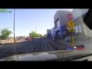 Knife-Wielding Double Homicide Suspect Gets Shot 7 Times in Walmart Parking Lot.mp4