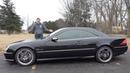 V12 Mercedes CL65 AMG это безумная подержанная машина за $30 000