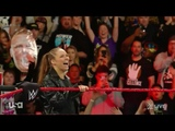 Ronda Rousey Entrance - RAW After Mania April 9. 2018 (HD)