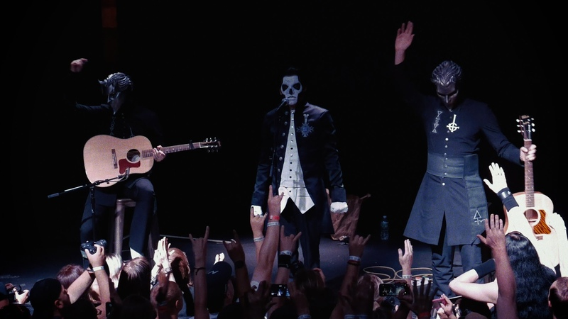 Ghost-Unholy Unplugged-Rough Trade-Brooklyn, New York-August 23, 2015