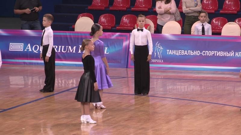 Крупный международный и всероссийский турнир