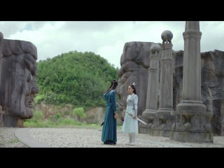 luhan @ 170509 fighter of the destiny ep.27
