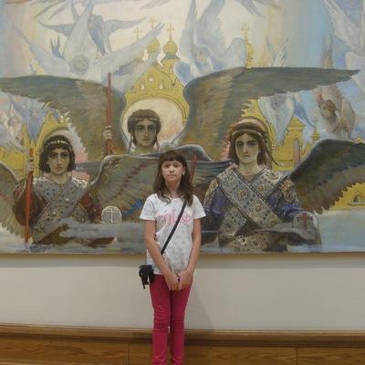 Мария Курзякова, 25 мая 1998, Москва, id223312328