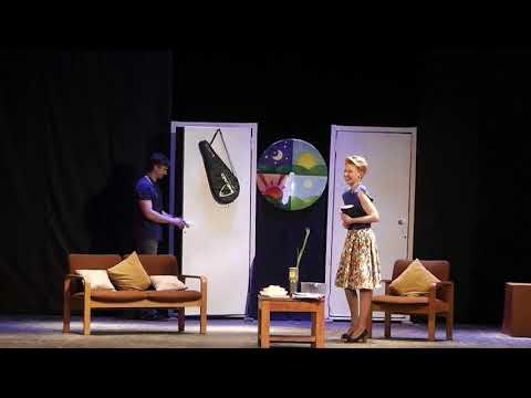 Трейлер спектакля Форс мажор